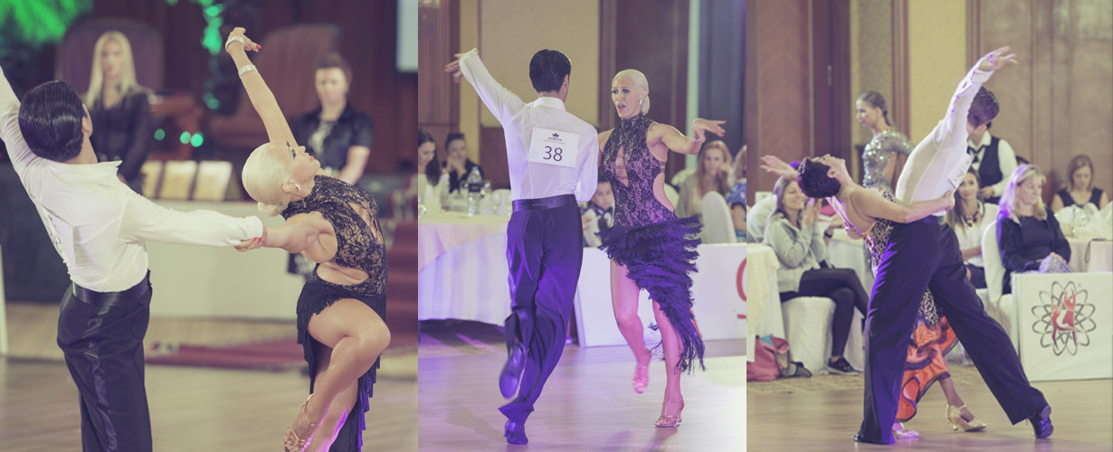 International Latin Dances