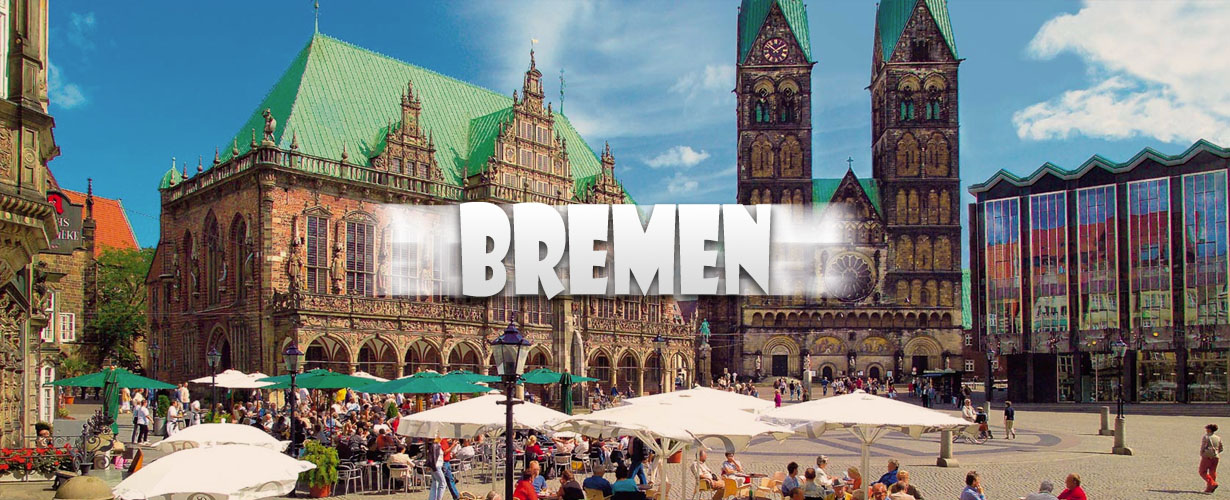 Bremen city photo cover