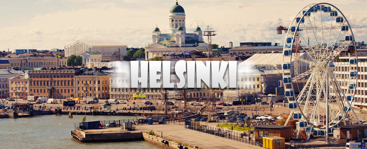 Helsinki cover photo