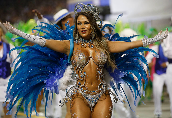 Brazilian Carnival female bikini costume  sc 1 st  Dance studio in Dubai & Dance For You