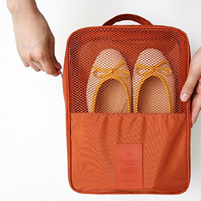 Shoes container bag