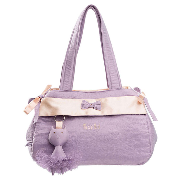 Wear Moi Rose Dance Bag