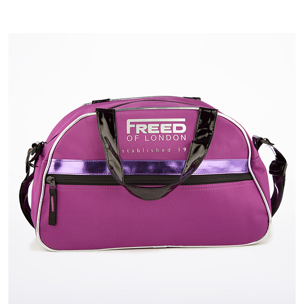 Freed of London Purple Dance Bag