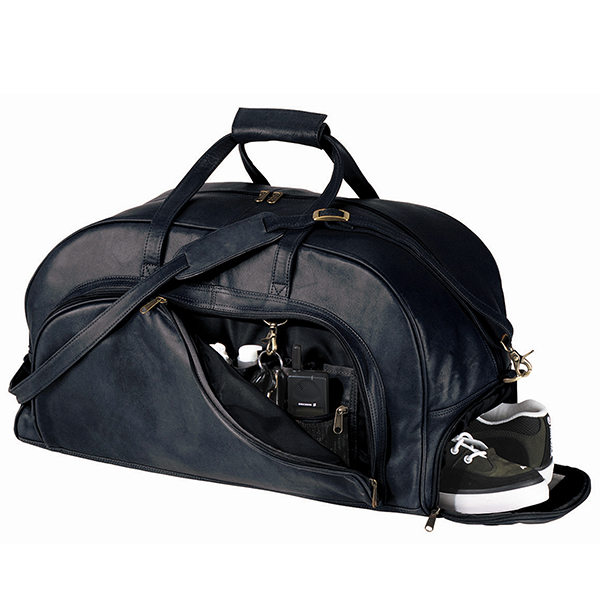 Royce Leather Duffel Bag