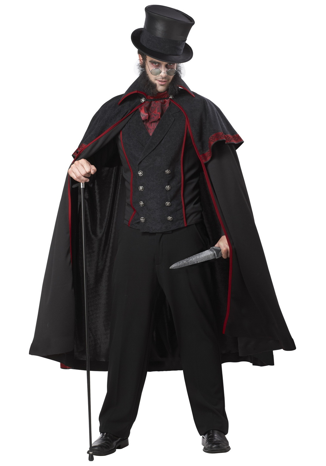 Jack The Ripper Costume Male