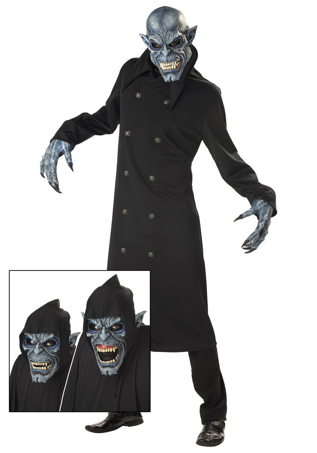 Night Fiend Costume Male