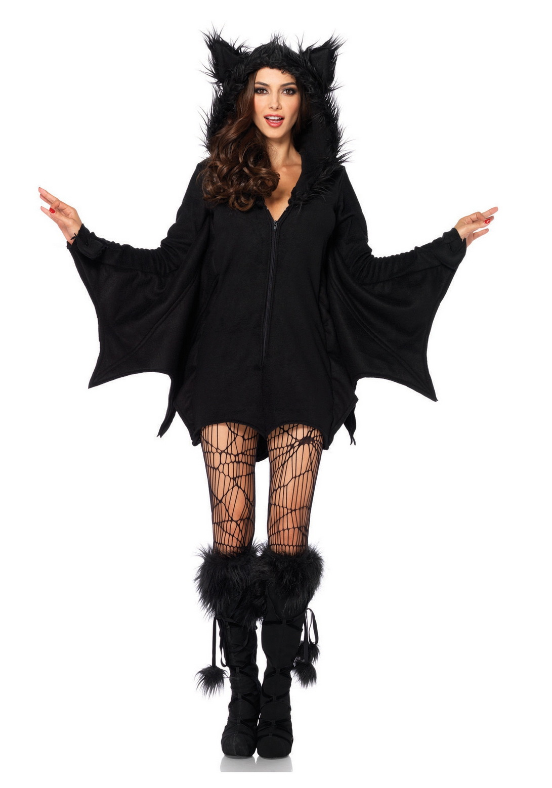 Female Sexy Bat Adult Costume