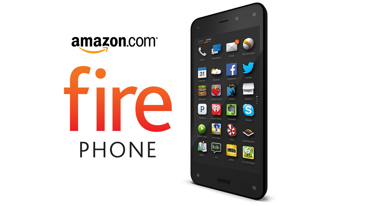 Amazon's Fire Phone