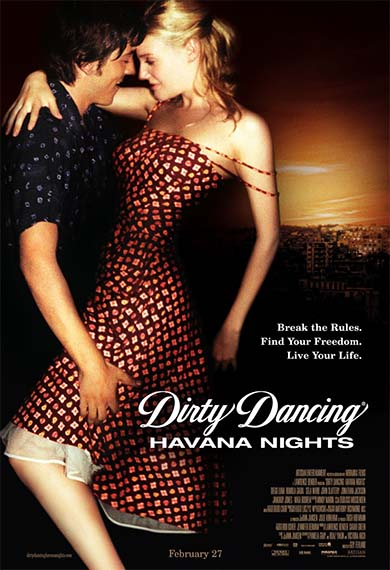 Dirty Dancing 2: Havana Nights (2004)