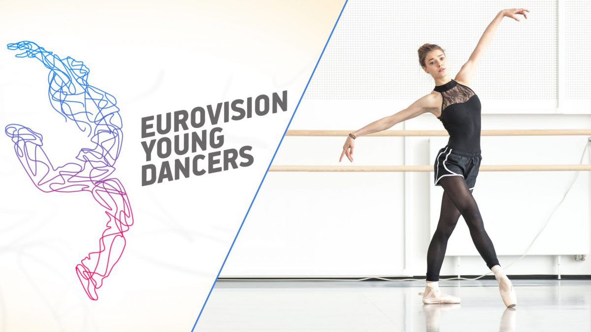 The Eurovision Young Dancers logo