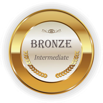Bronze Intermediate