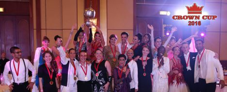 The Crown Cup Dubai 2016 Ballroom Dance Championship