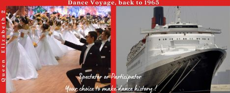 Dance Cruise 2021, a history-making Ballroom event, join us!