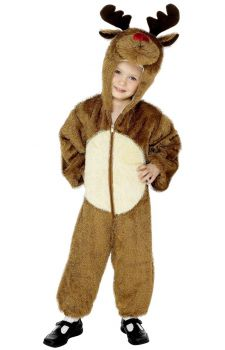 Reindeer Kids Costume
