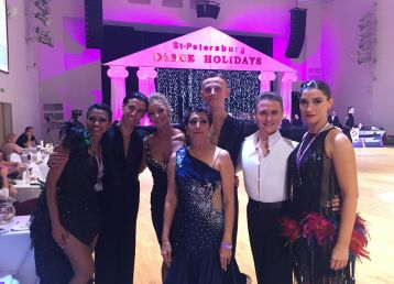Saint Petersburg Dance Holidays 2016, Russia