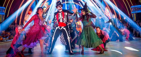 Photos and Videos of Best Halloween TV Dance Shows