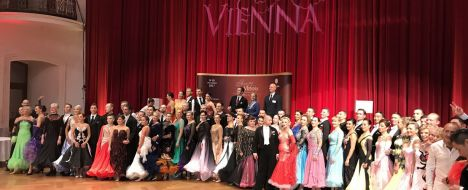 Christmas Adventures in Vienna 2017 with Dance For You team