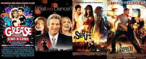 TOP 10 Best Dance Movies