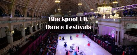 Blackpool: Most Prestigious Ballroom Dance Competition