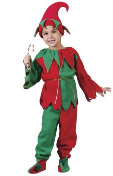Child Elf Costume
