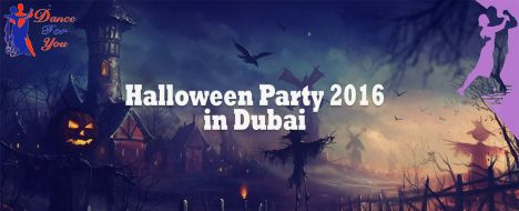 Book tickets for Halloween Dance Party 2016 in Dubai