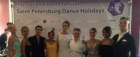 Dance Holidays 2016: Coming Back to Dubai from Russia