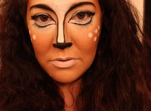 female-halloween-animal-makeup