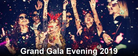 Join the Grand Gala Evening 2019