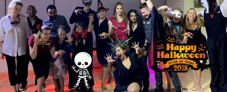 Dance For You Studio: Halloween Festival 2018