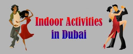 Indoor Activities in Dubai: Dancing School