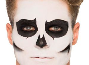 male-halloween-black-white-makeup