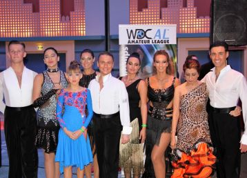 World Dance Championship Disneyland 2015, France