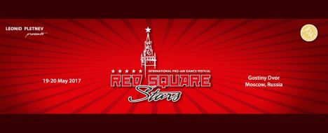 Red Square Stars 2017 Pro/Am Festival
