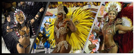 Best Samba Fantasy Carnivals in the World