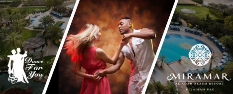 Grand Dance For You Gala Evening Weekend at 5* Hotel